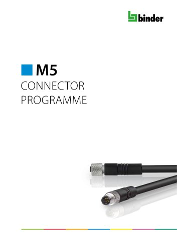 M5 connector programme