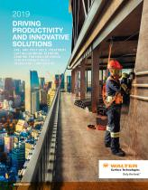 DRIVING PRODUCTIVITY AND INNOVATIVE SOLUTIONS