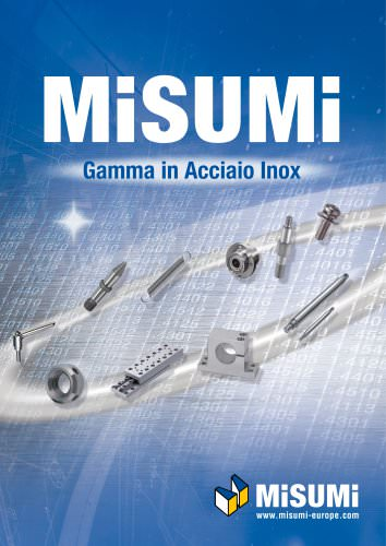 Gamma in Acciaio Inox