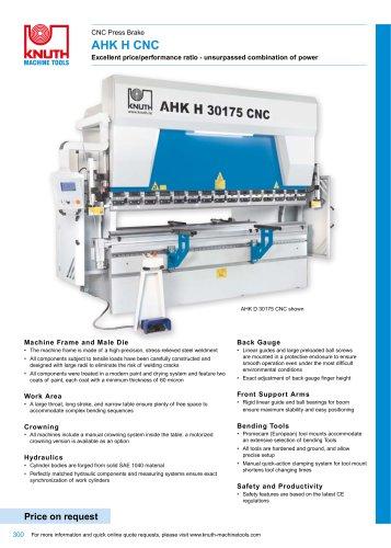 AHK H CNC