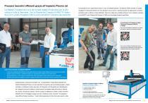 Conferme dai nostri clienti Plasma-Jet Compact