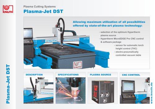 Plasma-Jet DST