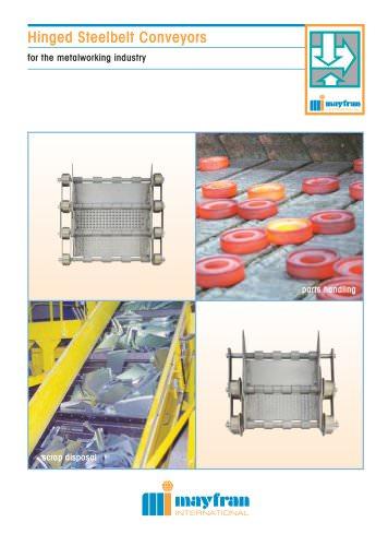 Steel Belt Conveyors for Metalforming