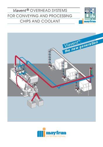 Viavent® Overhead Pump Systems