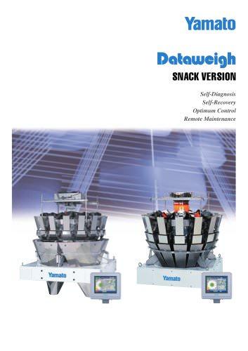 Dataweigh Snack Version
