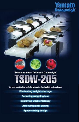 Fixweight Scale TSDW-205