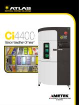 Ci4400 Weather-Ometer