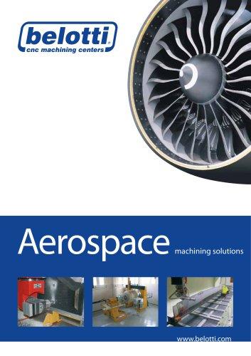Aerospace machining solutions