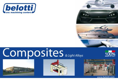 Solutions for the composite industry