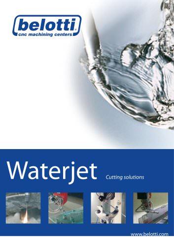 Waterjet solutions