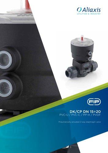 DK/CP DN 15÷20