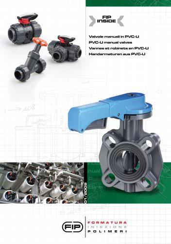 PVC-U Manual Valves