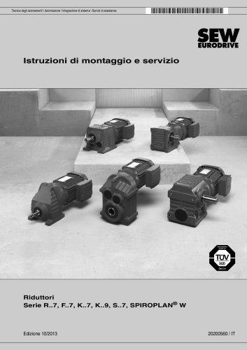 Instrucciones de montaje y funcionamiento