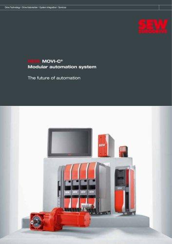 MOVI-C ® Modular automation system