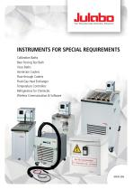 JULABO Instruments For Special Requirements
