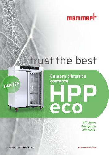 Flyer Camera climatica constante HPPeco