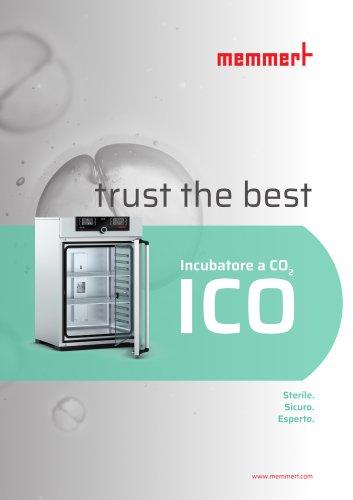 Flyer Incubatore a CO2 ICO