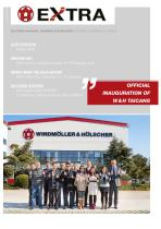OFFICIAL INAUGURATION OF W & H TAICANG