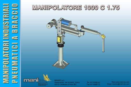 Manipolatore 1000