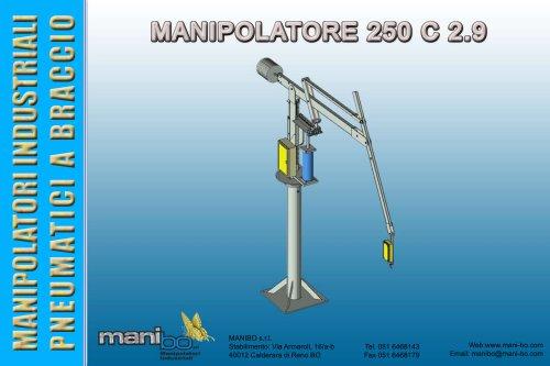 Manipolatore 250 C 2.9