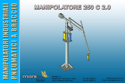 MANIPOLATORE 250 C2.9
