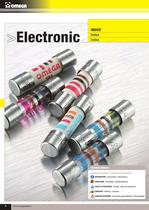 EUROPEAN CATALOGUE 2012 - ELECTRONIC - 6
