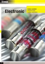 EUROPEAN CATALOGUE 2012 - ELECTRONIC - 8