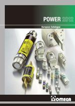 EUROPEAN CATALOGUE 2012 - POWER - 1
