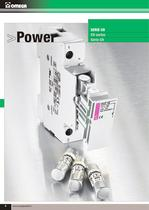 EUROPEAN CATALOGUE 2012 - POWER - 8