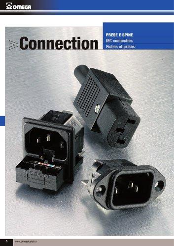 IEC connectors