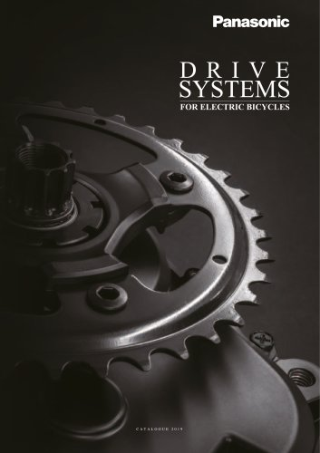Drive systems Catalogue 2019