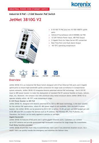 JetNet 3810G V2