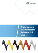 Trattamento e trasformazione dei materiali sfusi