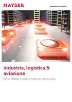 Brochure dell'industria