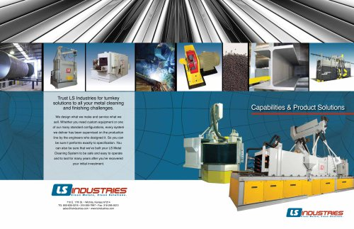 LS Industries products