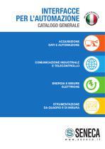 INTERFACCE PER L'AUTOMAZIONE CATALOGO GENERALE