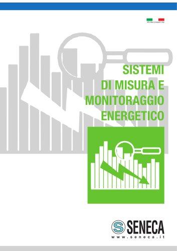 Sistemi di monitoraggio Energia