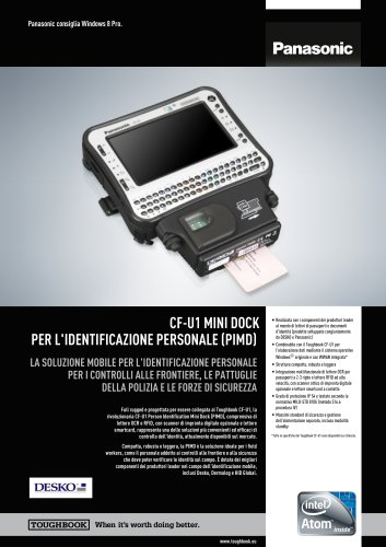 CF-U1 PIMD