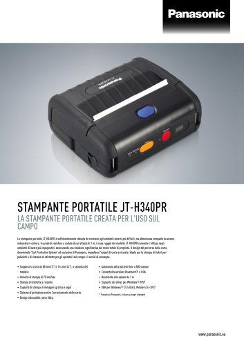 JT-H340PR