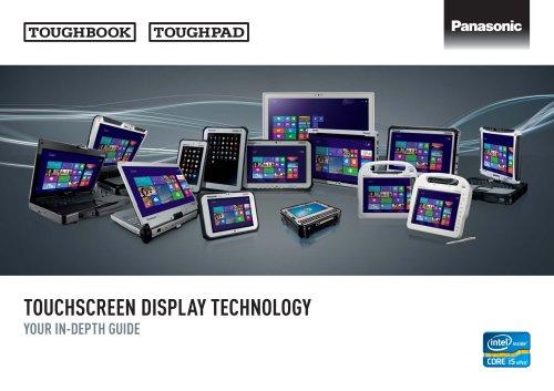 Tecnologia dei Display Touchscreen