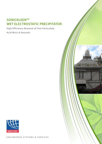 WET ELECTROSTATIC PRECIPITATORS (WESP)