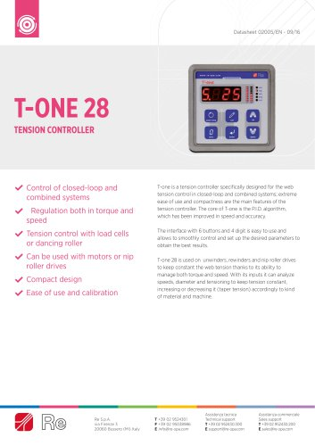 T-ONE 28