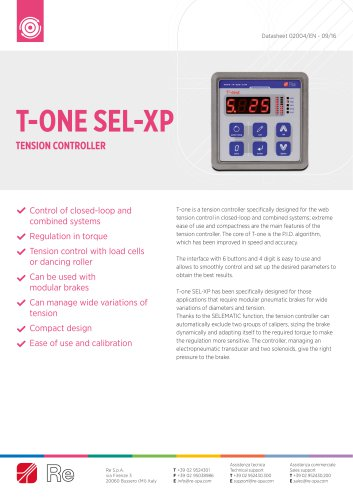 T-ONE SEL-XP