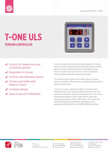 T-ONE ULS