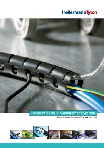 Helawrap Cable Management System