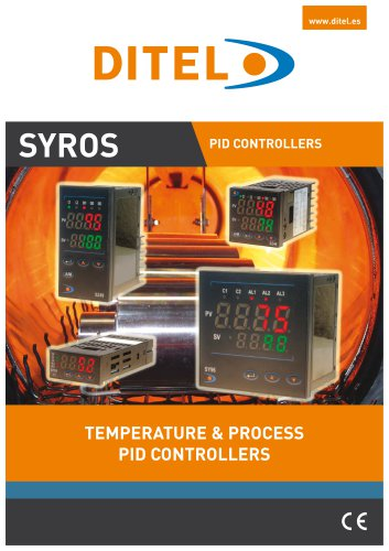 SYROS Temperature & process controllers