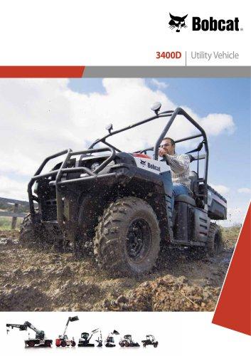3400D   Utility Vehicle