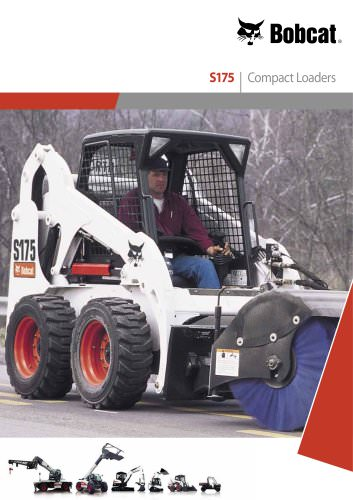 S175   Compact Loaders