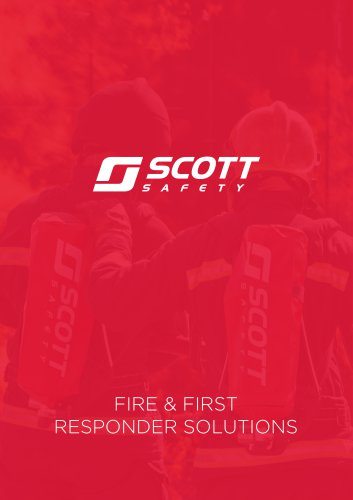 FIRE & FIRST RESPONDER SOLUTIONS