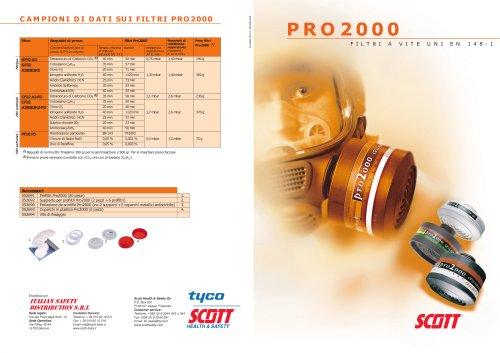 Pro2000 Filtri